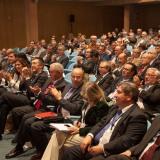 Asistentes al momento de las ponencias. Espacio E2000 Santander 2013