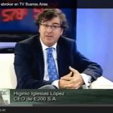 Entrevista TV Canal Metro