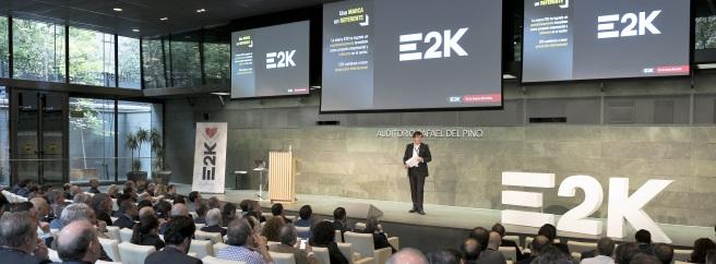 Higinio Iglesias CEO de E2K