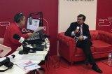 Higinio Iglesias en la Semana del Seguro 2017